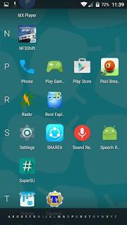 Cyanogenmod 12.1 SKK Lynx Octa Preview 3
