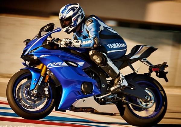 Spesifikasi Yamaha YZF-R6