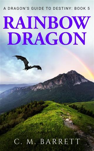 Rainbow Dragon, by C. M. Barrett
