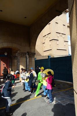 Minion Meet and Greet at USJ Osaka Japan