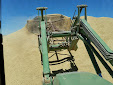 Cereal harvesting days... machinery has changed a lot / Cosecha de cereales... mucho ha cambiado la maquinaria