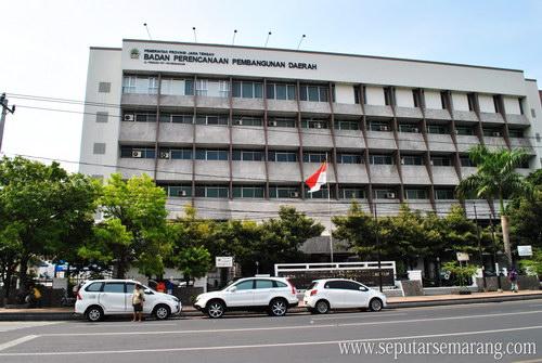 Gedung Bappeda Prov Jawa Tengah