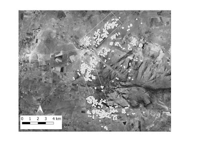 Archaeologists using lidar discovered the lost metropolis in South Africa planet-today.com