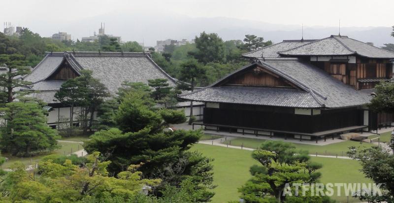 Nijo Castle (二条城) Kyoto Japan honmaru palace