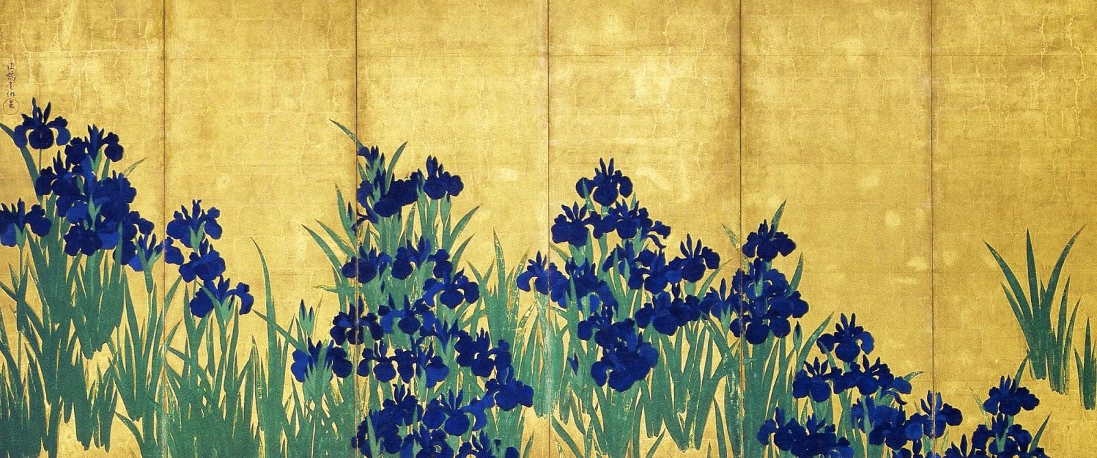 Japn cultura y arte Pintura japonesa el movimiento