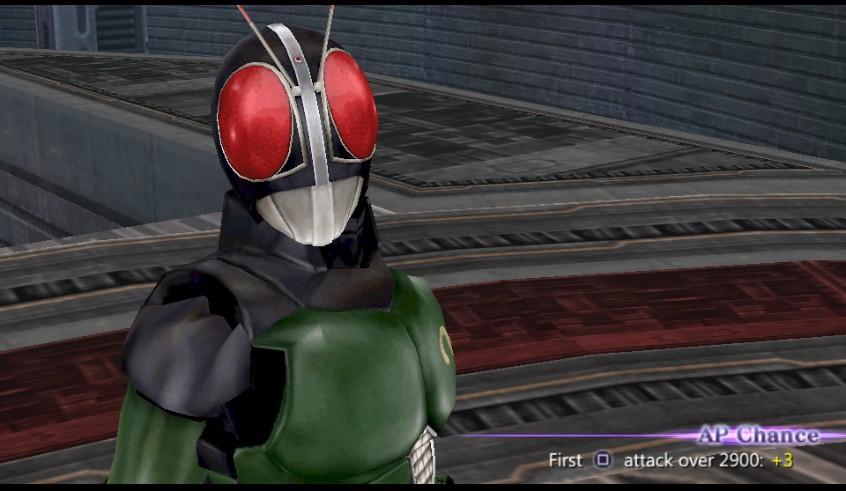 Download DLC Dissidia 012 [Rider Black RX From Kamen Rider