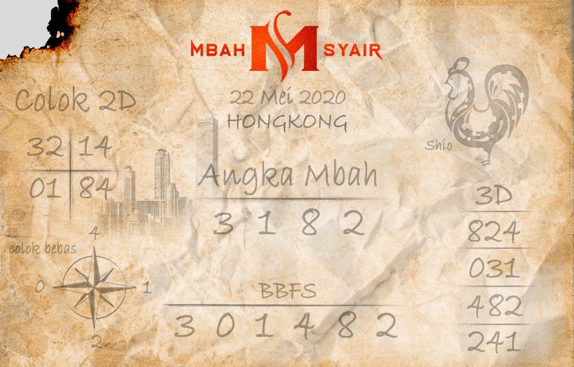 Mbah Syair Hongkong