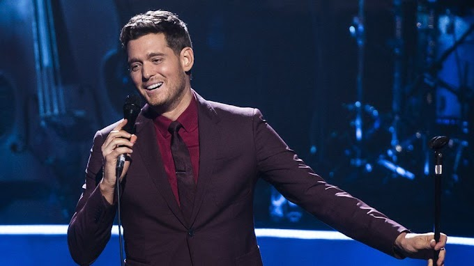 Michael Buble to host the Brit Awards ceremony in 2017