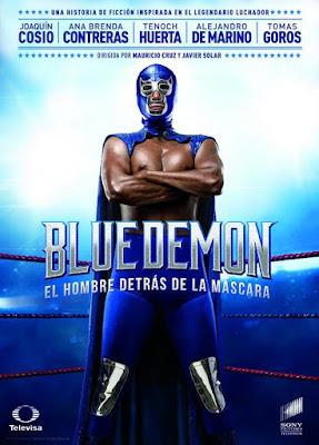 Blue Demon – Temporada 1 Completa [2016] [NTSC/DVDR- Custom HD] Español Latino