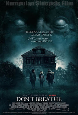 Sinopsis Film Don't Breathe 2016