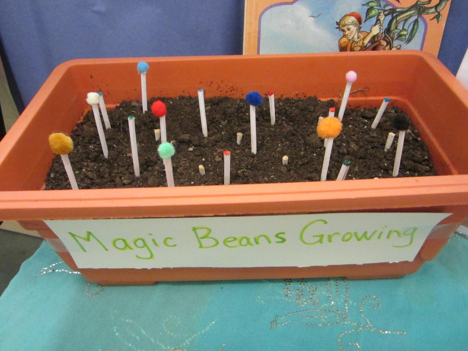 Strongstart Magic Beans To Lollipops