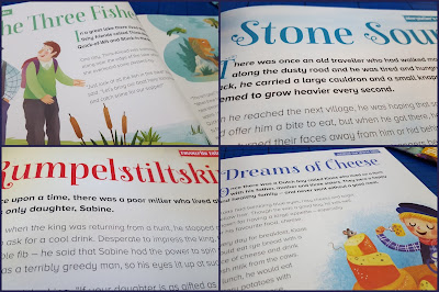 Classic story magazine for children