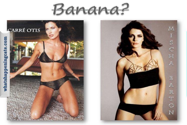 E tu, conosci la Donna a Banana, denominata anche Donna a Rettangolo