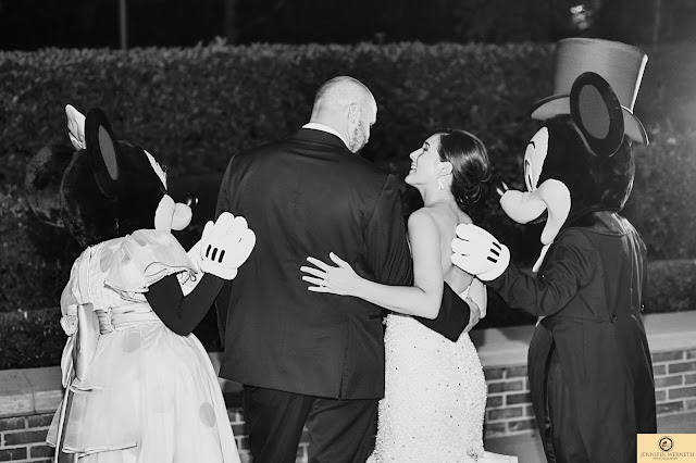 Disney World Wedding Photography
