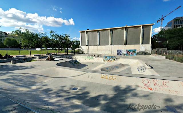 skatepark rueil malmaison