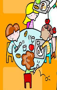 Ampa siglo xxi zaragoza proyecto comedores felices for Comedor escolar proyecto