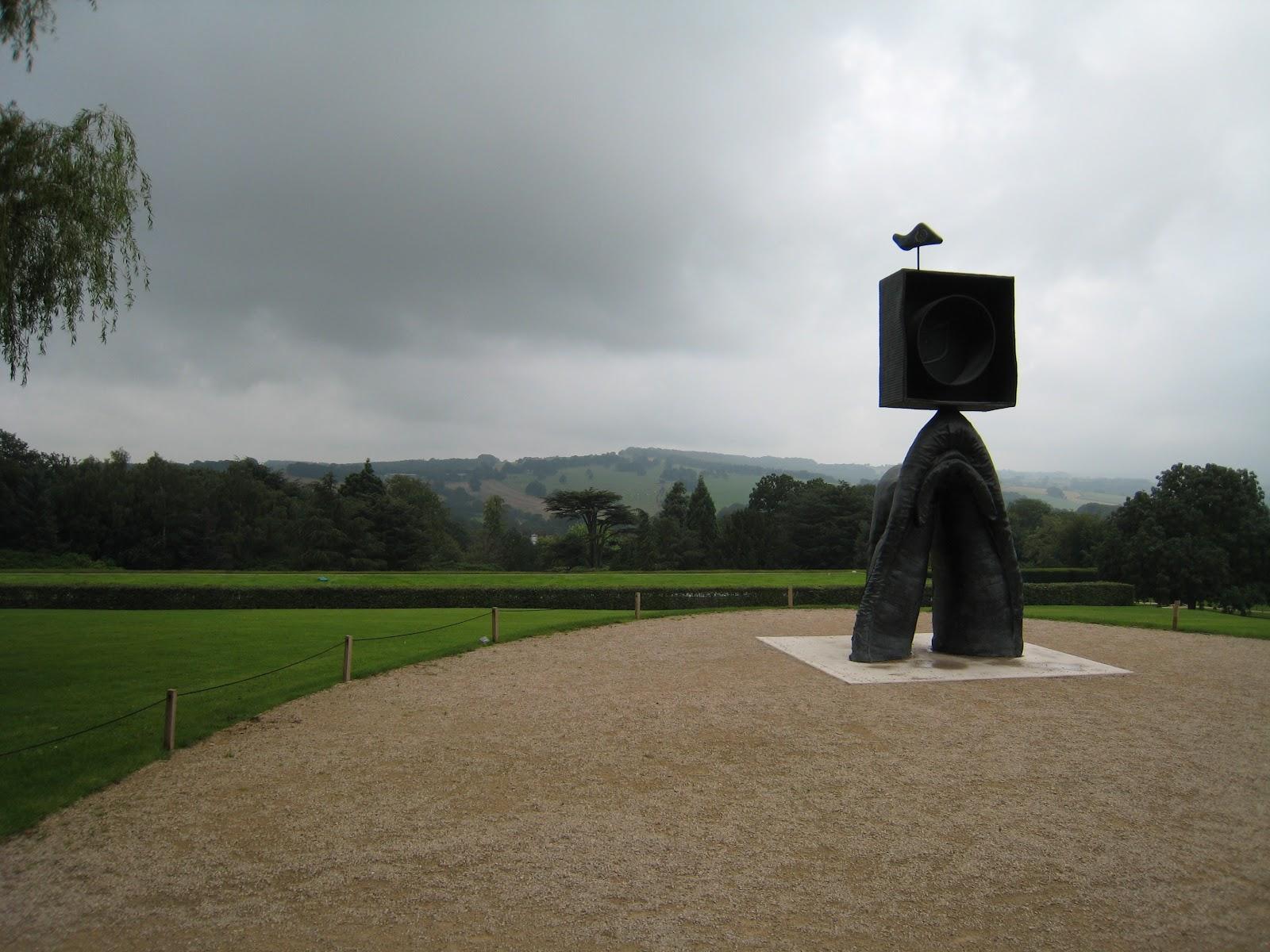 Lacethread Yorkshire Sculpture Park