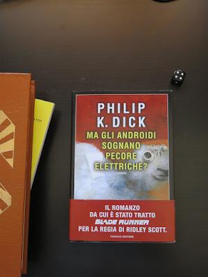 Träumen Roboter von elektrischen Schafen? auf Italienisch
