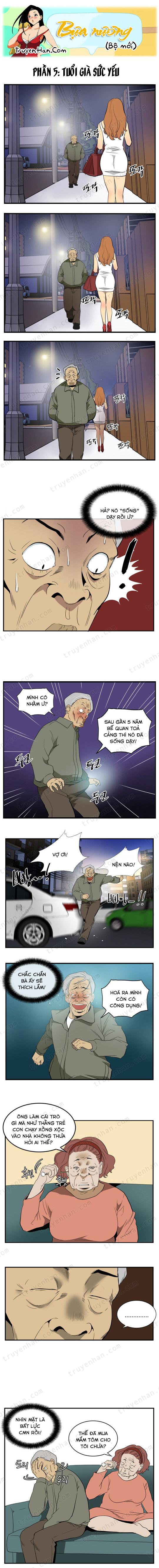Bựa nương (bộ mới) phần 5: Tuổi già sức yếu