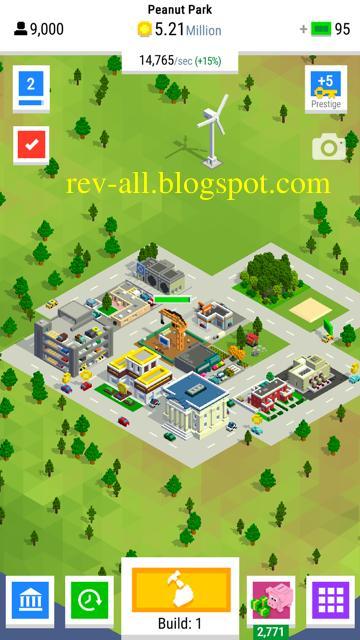 Mulai bermain Game Bit City - Permainan membangun kota (rev-all.blogspot.com)