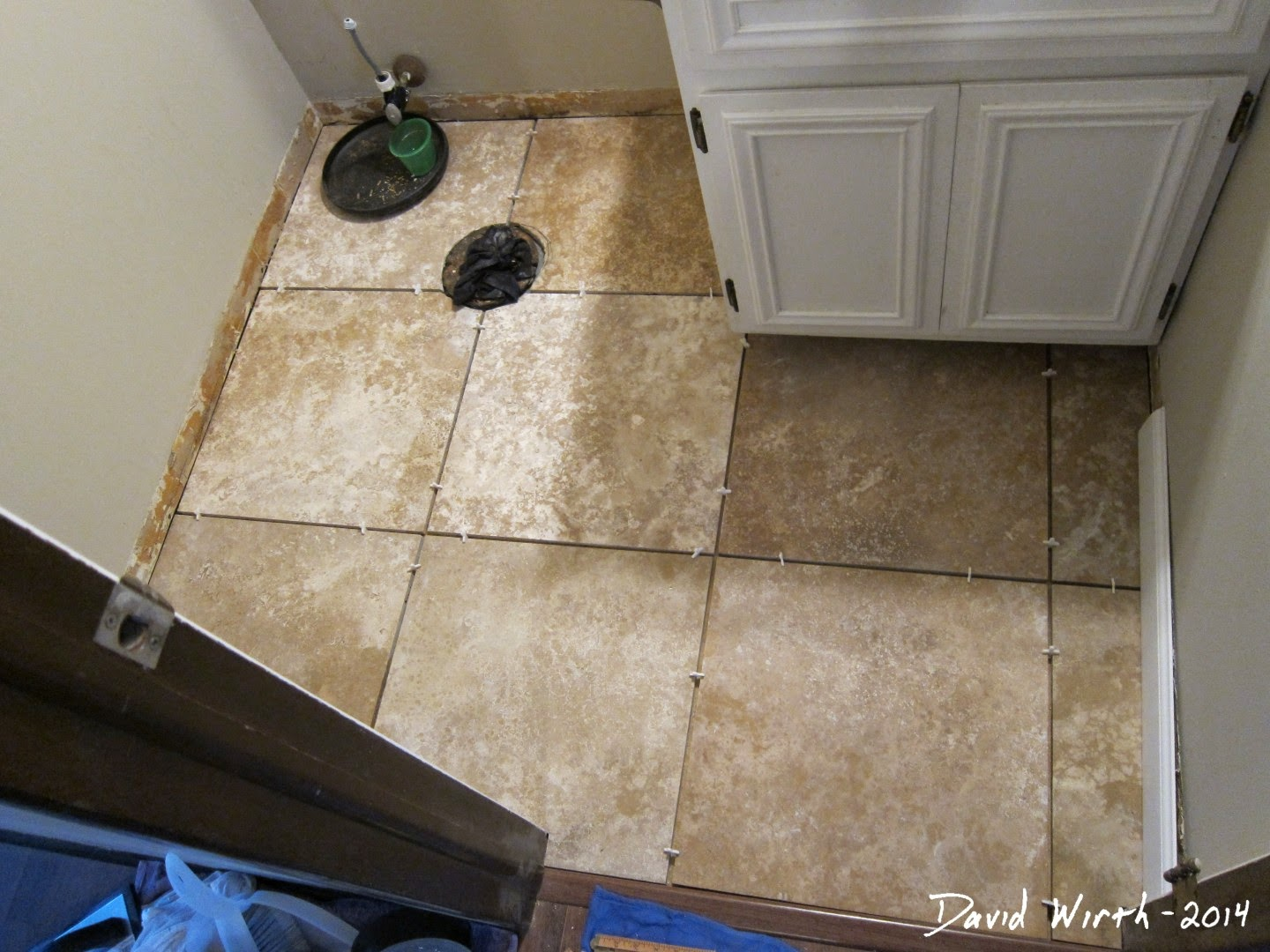 best way to prefit tiles, install, plans