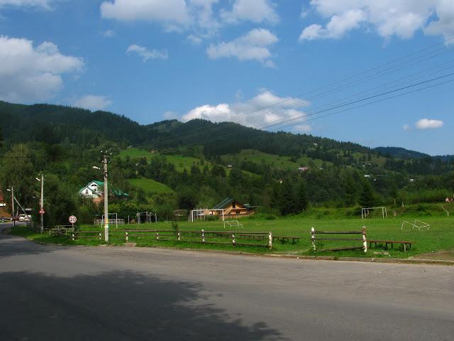 село Криворивня