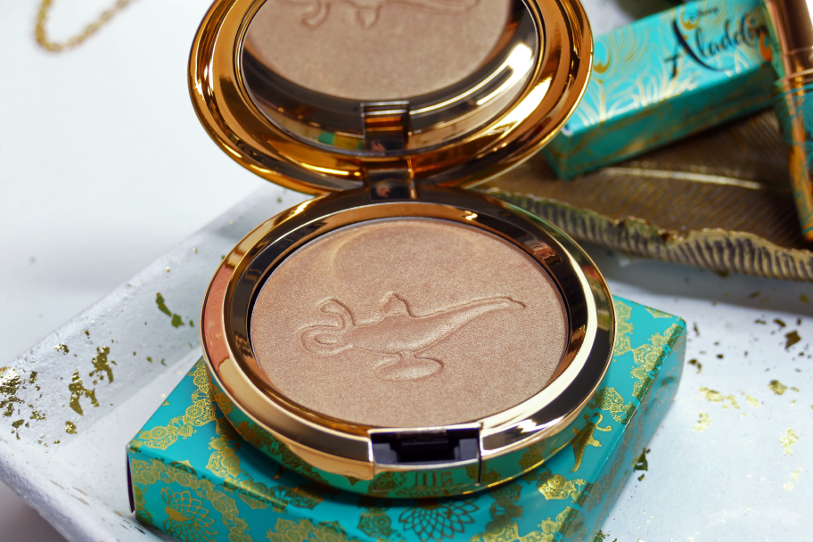 Review Mac Disney Aladdin Limited Edition Highlighter Always one jump ahead
