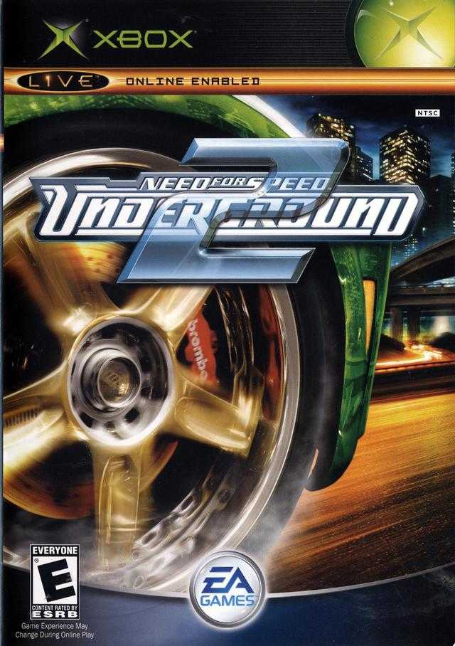 Need for Speed Underground 2 [Jtag/RGH][Xbox Classic] - Download