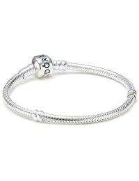 Pandora 590702HV-20 - Pulsera de plata de ley