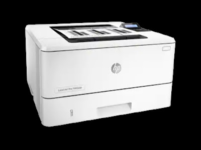 This printer wakes upward too prints faster than the contest HP LaserJet Pro M402d Driver Downloads