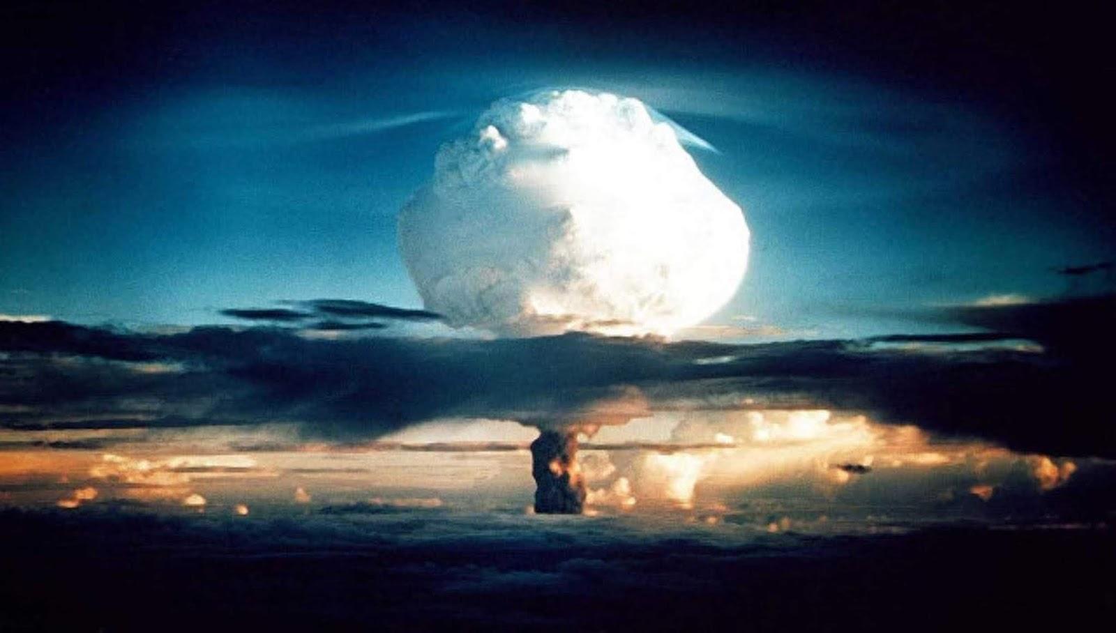 Pakar itu menceritakan bagaimana perang nuklir antara Rusia dan AS bisa dimulai