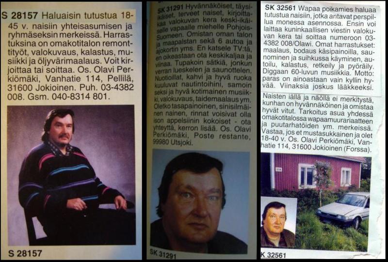 Olavi Perkiömäki