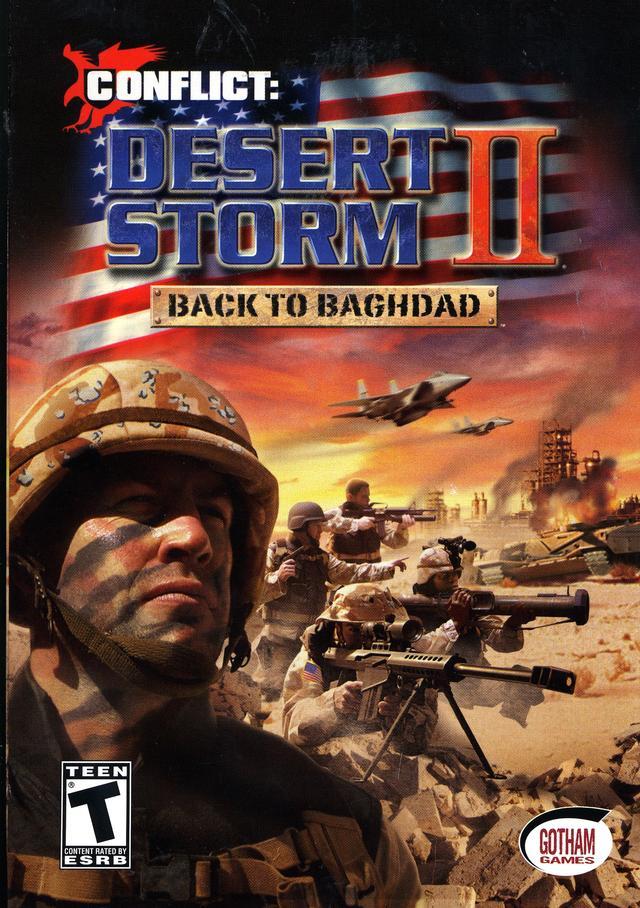 تحميل لعبة حرب الخليج الجزء الاول للكمبيوتر