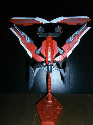 Mg astray red frame kai manual muscle