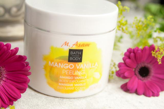 M. Asam - Mango Vanille & Cranberry Smoothie