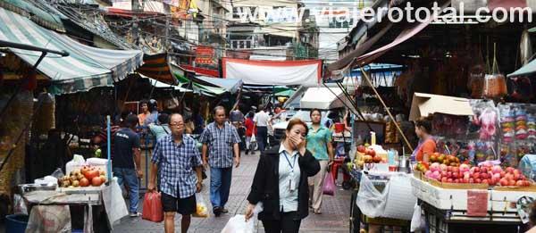 Tailandia Bangkok Chinatown