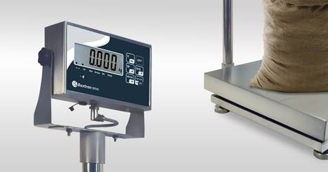 New tmh bench scale from girop 232 s international weighing review