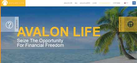Avalon Life Tangkap Peluang Pertambangan DASH