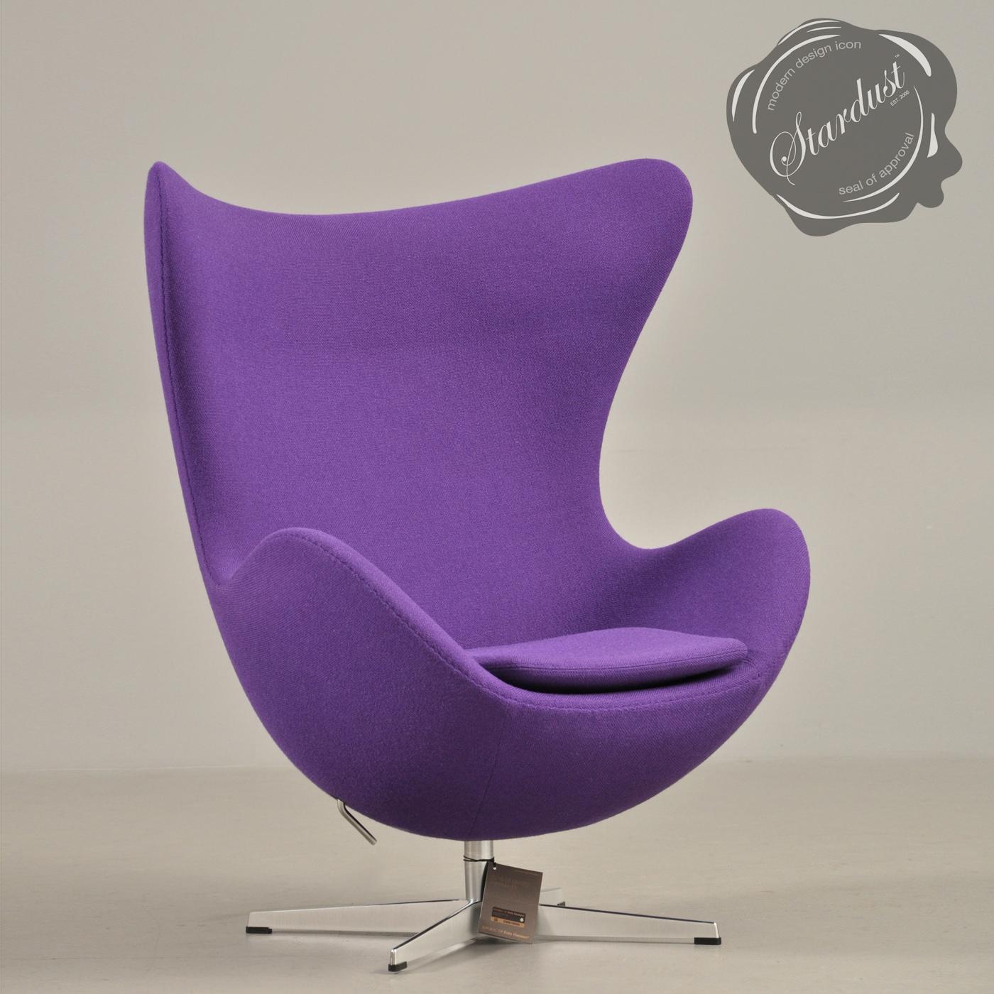 original arne egg fritz modern hansen jacobsen chair. Black Bedroom Furniture Sets. Home Design Ideas