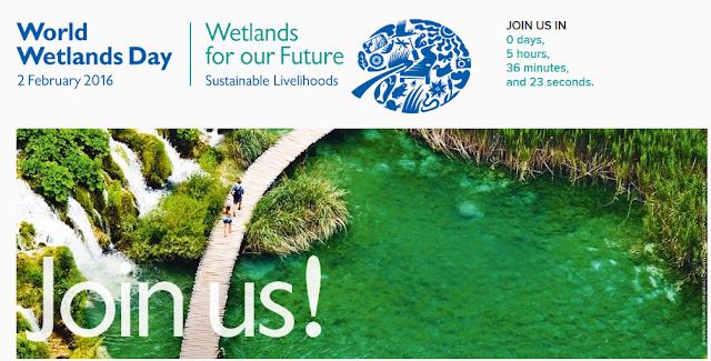 World Wetlands Day 2016 Noida