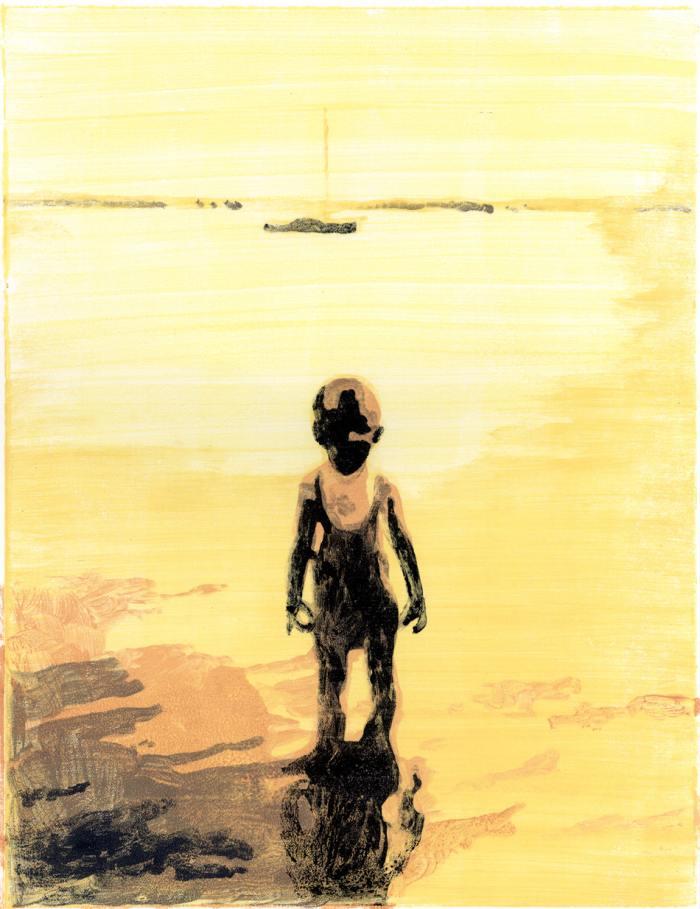 Британский художник. David Dragon