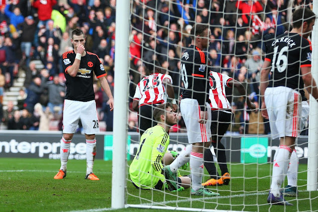 Sunderland defeat was a low