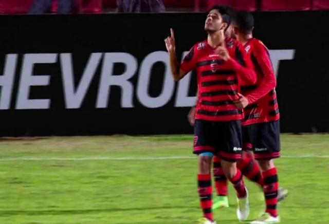 Oeste reage na segunda etapa e empata com o Goiás no Serra Dourada