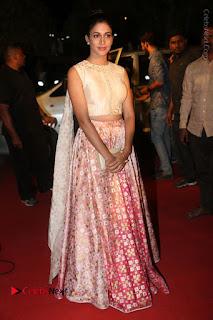 Actress Lavanya Tripati Stills in Beautiful Dress at Gemini TV Puraskaralu 2016 Event  0099.JPG