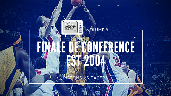 Video Pistons vs Pacers 2004 Game 6 | Pistons France