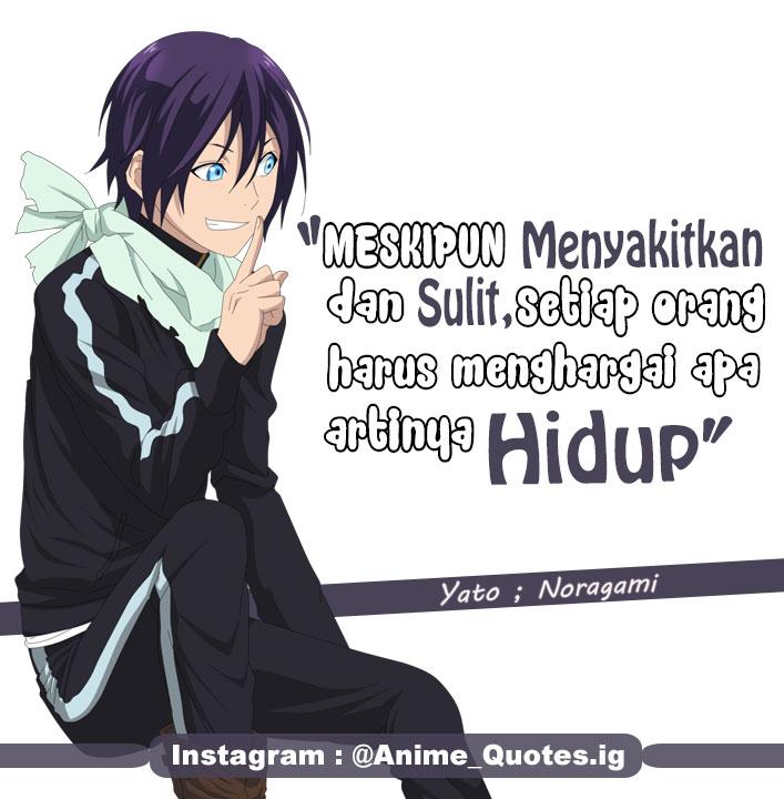 [Quotes Anime] Yato