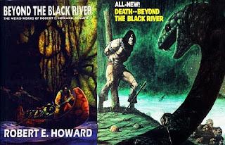 Robert E. Howard Túl a Fekete folyón Conan novella