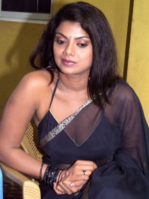 Actress Hot Stills Hot Navel Show-2477