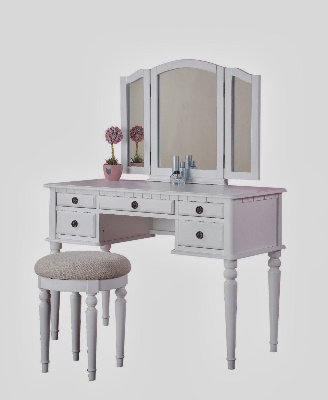 Vanity Desk June 2013