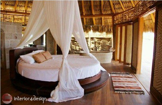 Circular Bedrooms 22